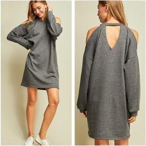 Toni sweatshirt dress